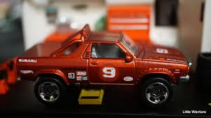 subaru brat 2015 little warriors wheels cool classics series 2 29 of 30 the
