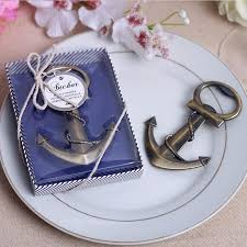 wedding souvenirs anchor bottle opener wedding favors and gifts wedding supplies
