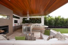 Modern Outdoor Wood Bench by Exterior Design Outdoor Couches And Wood Flooring In Modern