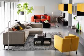 A Living Room Design Concepts Brief Guide To Help Every Homeowner - Ikea family room furniture