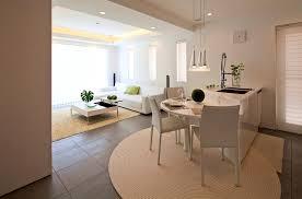 Living Room Zen Apartments Divine Zen Inspired Interior Design Dining Room