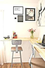 corner desk for small spaces wall mounted corner desk small space