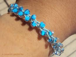 braided bead bracelet images Wrapped beaded friendship bracelet how to braid a braided bead jpg