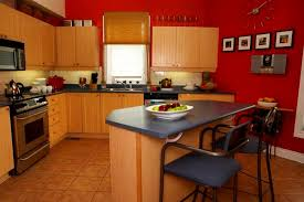 Kitchen Paints Colors Ideas Red Kitchen Walls Kitchen Kitchen Layout Ideas For Small