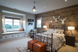 wooden wall bedroom 25 awesome bedrooms with reclaimed wood walls