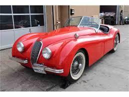 1953 jaguar xk120 for sale classiccars com cc 587097