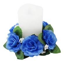 flower candle rings buy flower candle ring and get free shipping on aliexpress