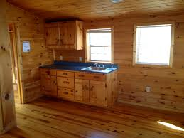 Cabin Kitchen Cabinets Design  Cabin Kitchens Decoration  House - Cabin kitchen cabinets