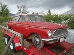 rambler car for sale two door wagon project 1961 rambler american bring a trailer