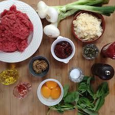 comment cuisiner la poire de boeuf tartare de bœuf au parmesan et au basilic julie andrieu