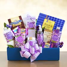 rejuvenate with lavender spa luxury gift set good gifts for mom