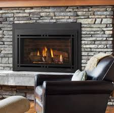 Majestic Vent Free Fireplace by Majestic Echelon Ii 60 Inch Linear Direct Vent Gas Fireplace Mhs