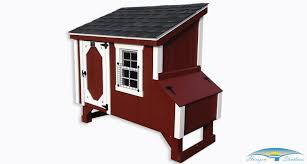 mini coop small chicken house horizon structures
