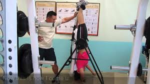 inversion table how to use how to use an inversion table youtube