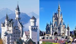 Cinderella Castle Floor Plan The Castle That Inspired Disney Neuschwanstein Castle Ladyboss