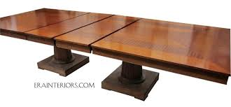 circle table that gets bigger dining table with leaf extension round pedestal dining table table