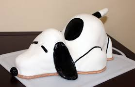 snoopy cakes snoopy cake how to