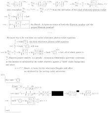relativity science calculator einstein