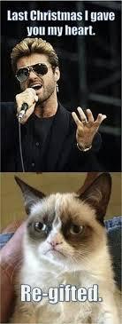 Grumpy Cat Christmas Memes - grumpy cat s christmas compilation 20 pics