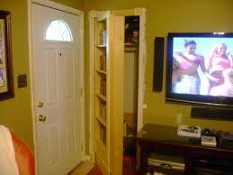 Hidden Room 100 Bookcase Door Furniture Home Good Secret Door