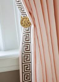 Curtain Pleating Tape Decorative Drapery Details