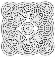 fancy design coloring pages coloring