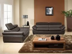 canapé cuir fauve canapé cuir pas cher chez la maison du canapé