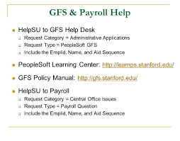 gfs stipend salary entry u0026 policy for postdoctoral scholar