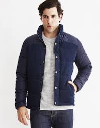 only sons mens er jacket navy in blue for men lyst