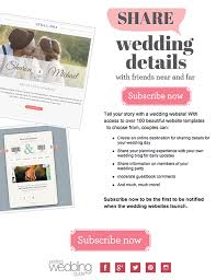 wedding websites best coming soon personal wedding websites