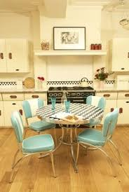 Diner Style Kitchen Table by I U0027ve Always Wanted A 50s Diner Style Kitchen U0026 I Think This