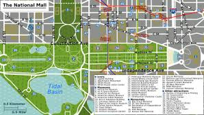 big washington dc map the cherry blossom festival a celebration of friendship