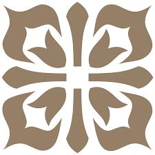 file acorn square ornament brown svg wikimedia commons