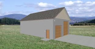 The G442 50x30x12 Garage Plans Free House Plan Reviews by Rv Garage Plans Big Rv Garage Plans