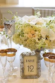 white and gold chicago wedding with gatsby inspiration modwedding