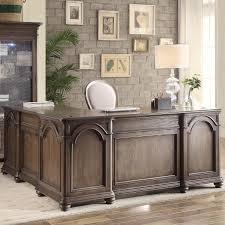 riverside belmeade executive desk belmeade l desk set by riverside furniture home gallery stores