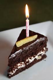 dark chocolate orange cake with cannoli filling the gourmand mom