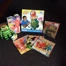 talking toy brobee yo gabba gabba baby toddler collectable toys