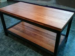 hand made reclaimed wood coffee table by cooper u0027s custom projects