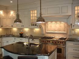 traditional kitchen backsplash kitchen backsplash designs kitchen transitional with black and