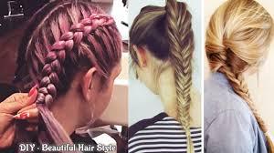 best diy hairstyles tutorial 2017 easy hairstyles step by step