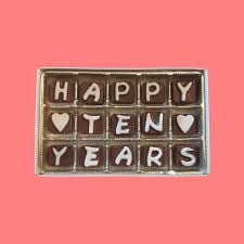 tenth wedding anniversary tenth wedding anniversary 10th anniversary gift for husband