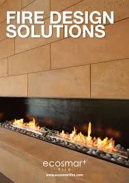 Fireplace Fixings Fire Design Solutions Brochure Ecosmart Fire Pdf Catalogues