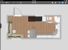 floor plans tiny house the big yard two lofts connected catwalk nearly double the square footage this design perfect for couple small family tiny house fits