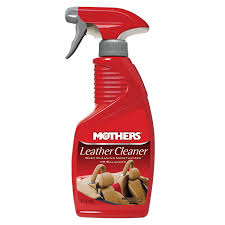 amazon com mothers 06412 leather cleaner 12 oz automotive
