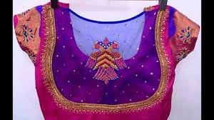net blouse pattern 2015 trendy net blouse designs youtube