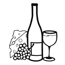 cartoon white wine cartoon water bottle clipart clipart free clipart image clip art