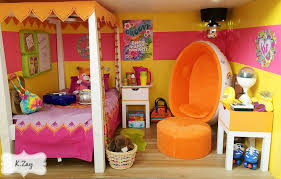 Dollhouse Bed For Girls by American Julie U0027s Bedroom Doll Dollhouse Julie U0027s Egg Chair