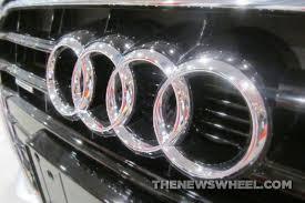 audi rings the badge symbolism in audi s four rings logo the wheel