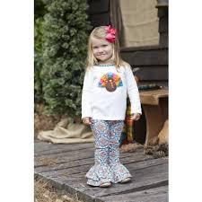 mud pie thanksgiving newborn baby girl apparel 0 6 month clothing season